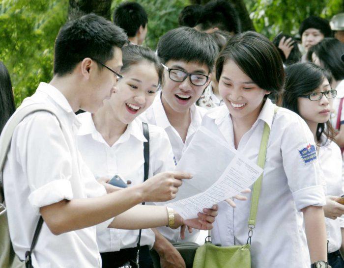 Thi học sinh giỏi Quốc Gia luôn là niềm mơ ước và tự hào của các em