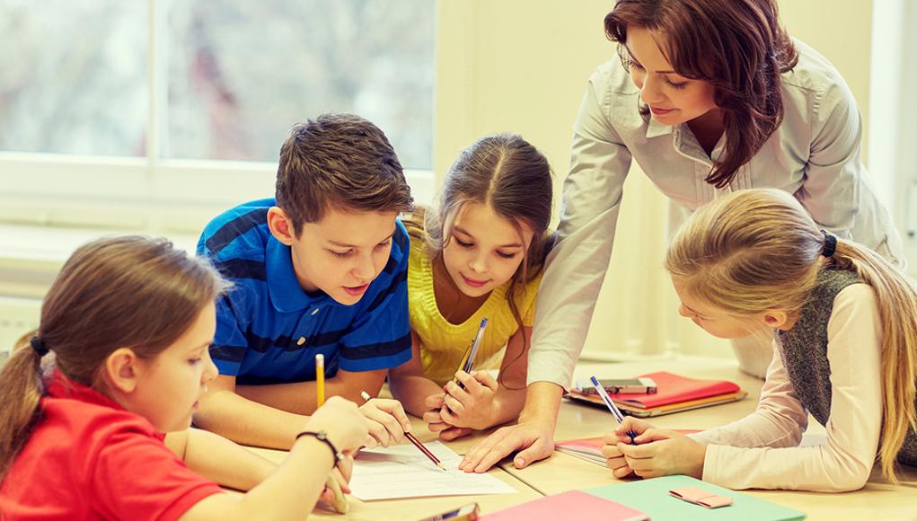 <i>Học sinh của Novateen sẽ được củng cố chắc về kiến thức bằng phương pháp giảng dạy đổi mới</i>