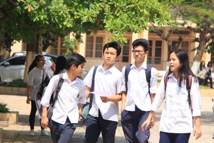 Kì thi THPT là bước ngặt lớn trong đời của học sinh