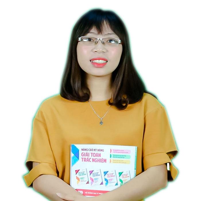 Cô Kim Anh - giáo viên dạy giỏi môn Toán