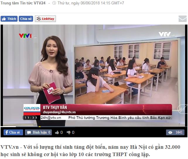 Nỗi lo con thi vào lớp 10 là nỗi lo lắng lớn nhất của các bậc phụ huynh học sinh ở nội thành Hà Nội. Nếu con không thi vào được 10 sẽ đi đâu?