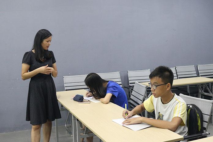 Học giói môn Văn lớp 9 là một trong nhiều khóa học tại Novateen