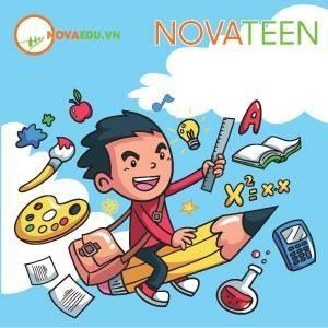 Tại Novateen khuyến kích kết bạn với thầy cô để dễ dàng nâng cao kiến thức văn hóa