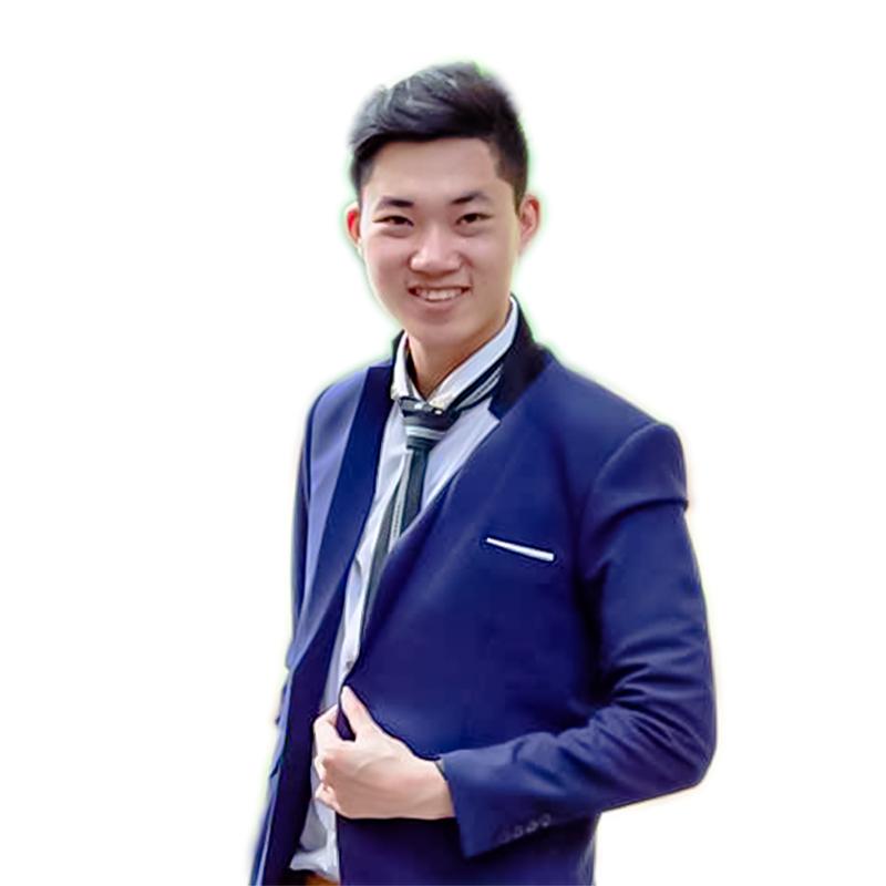Thầy Trần Văn Thuật - Giáo viên Tiếng Anh