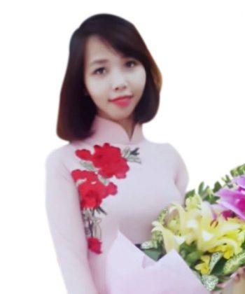 Cô Đinh Thị Hồng Vân