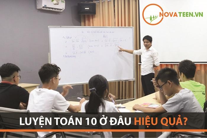 Novateen sẽ chia sẻ bí kíp học giỏi môn toán lớp 9