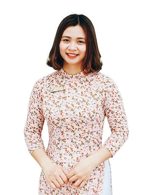 Cô Vũ Thị Thu Hương – Giáo viên dạy giỏi môn Tiếng Anh