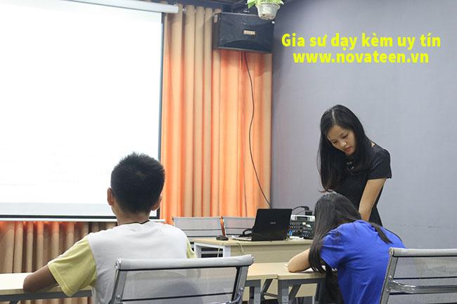 Cô Phạm Thi Luyến đã dạy kèm lớp 9 cho nhiều bạn thi đỗ vào lớp 10