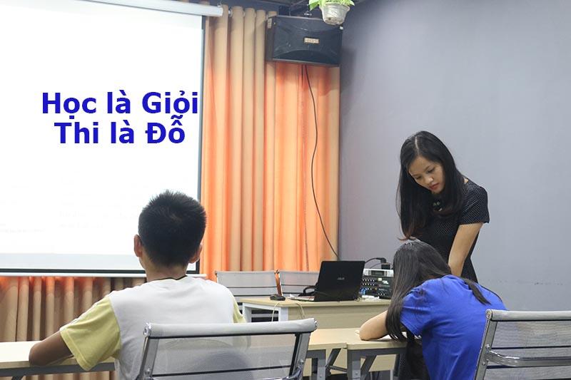 Novateen - Ôn luyện thi vào lớp 10 trường chuyên uy tín