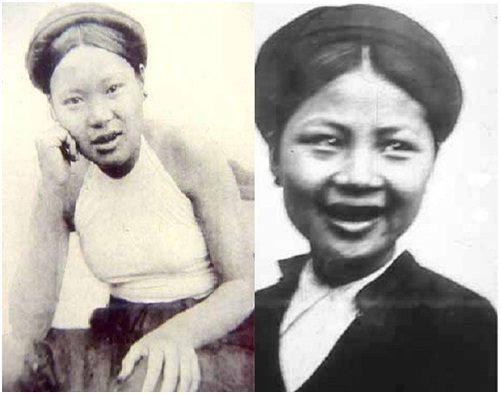 Phụ nữ răng đen hạt na là một chuẩn mực vẻ đẹp của phụ nữ xưa