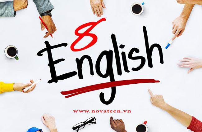 Học môn tiếng Anh lớp 8 dễ dàng nếu nắm được phương pháp