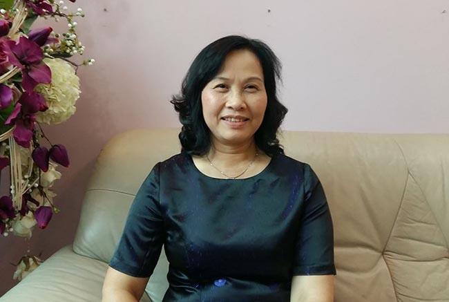 Tiến sỹ Lê Thị Chính là một trong những người trong Ban cố vấn cho Trung tâm ôn luyện thi vào lớp 10 uy tín NovaTeen