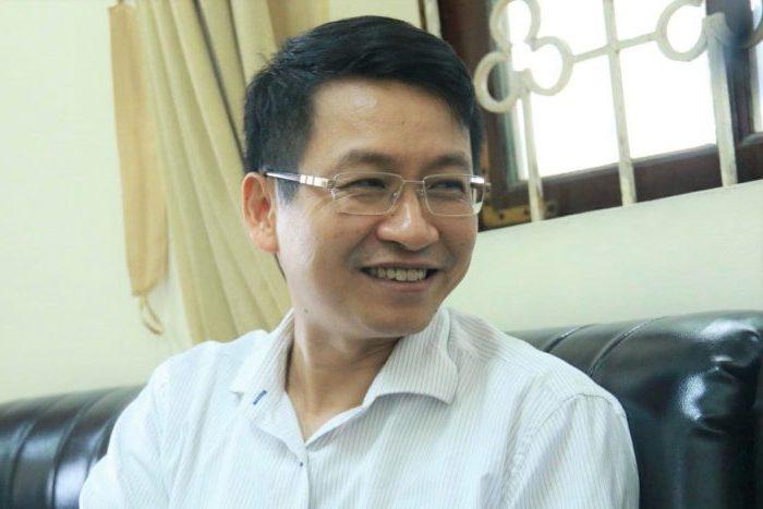 GS Phùng Hồ Hải, Viện trưởng Viện Toán học.