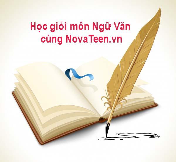 Học giỏi môn Ngữ văn cùng Novateen.vn