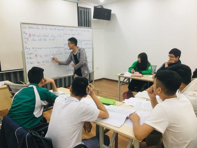 Đột phá phương pháp học tập quyết định tới 90% sự tiến bộ của học sinh.