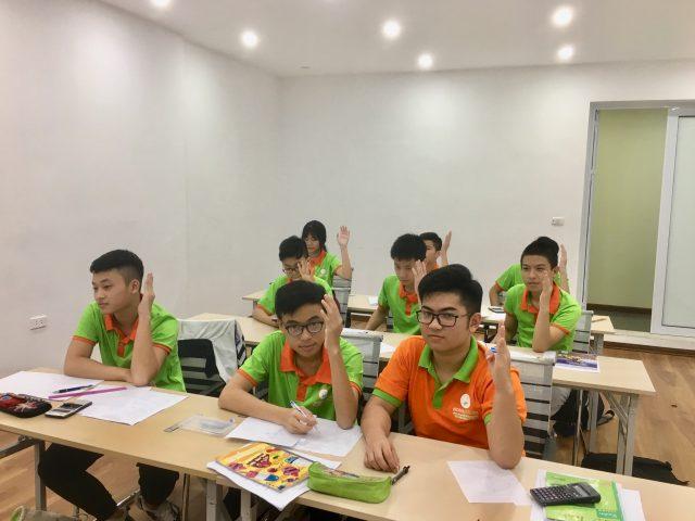 Chương trình đột phá phương pháp giúp học sinh tiến bộ vượt trội trong năm học mới.