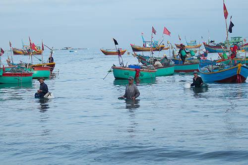 Những người đi biển về