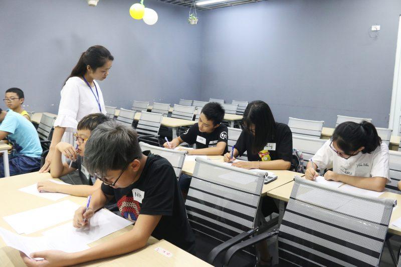 Chương trình đột phá phương pháp học tập Novateen dành cho học sinh THCS Hà Nội trong dịp hè này.