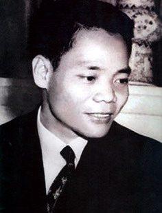 Nhà thơ Thành Hải tên thật là Phạm Bá Ngoãn, tác giả bài thơ Mùa xuân nho nhỏ