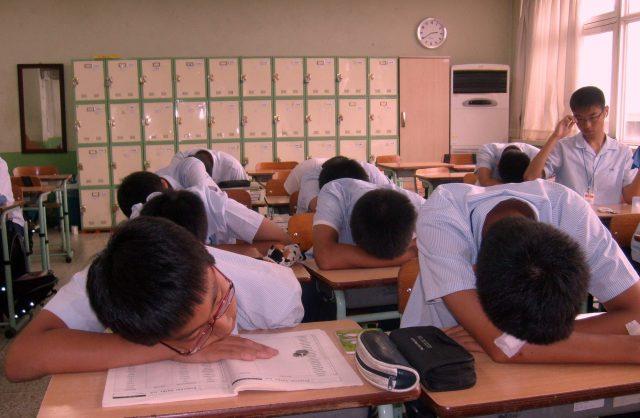 Phương pháp học tập hiệu quả là phải kết hợp thời gian ngủ nghỉ hợp lý.