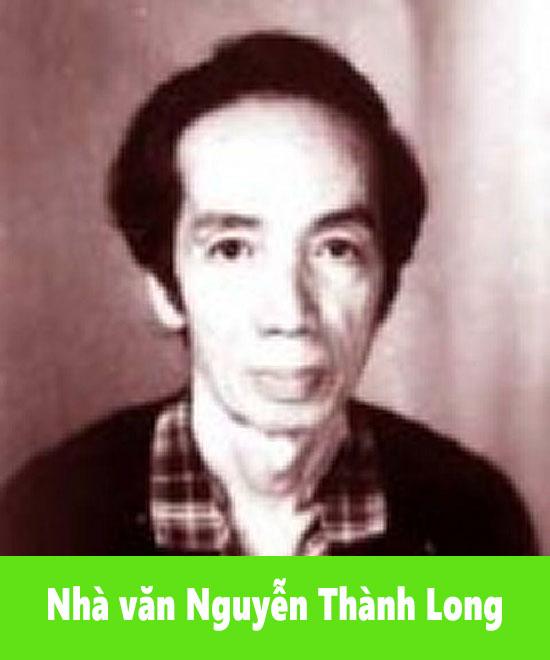 Nguyễn Thành Long - tác giả truyện ngắn Lặng Lẽ Sa Pa