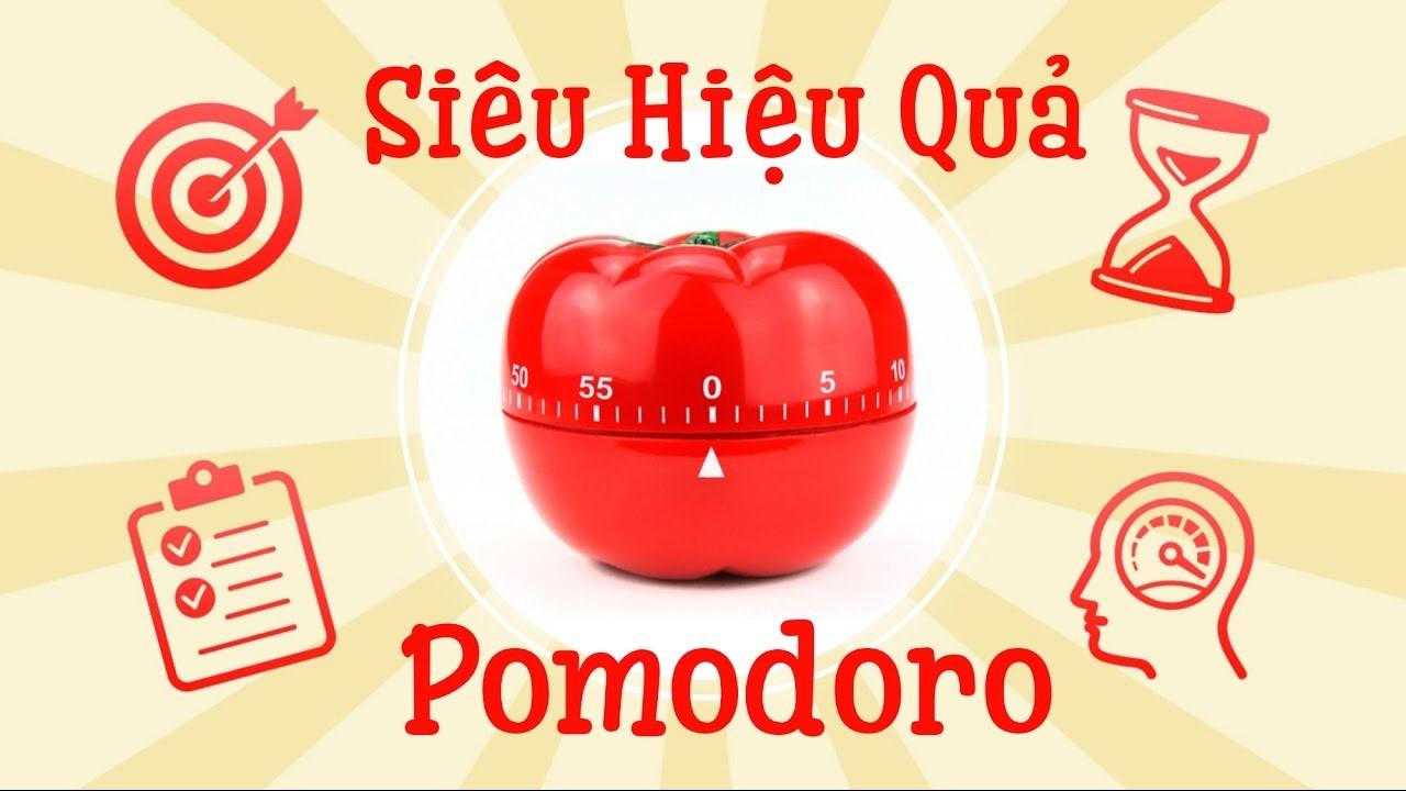 Bí quyết học giỏi toàn diện nhờ phương pháp Pomodoro