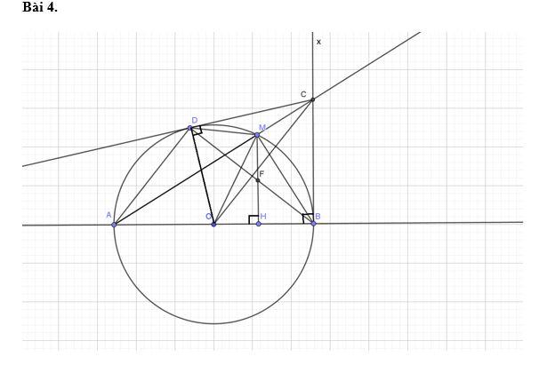 Đáp án đề thi học kì 1 toán 9