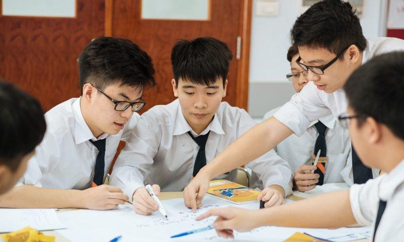 Tổ chức học nhóm giúp con ôn luyện hiệu quả