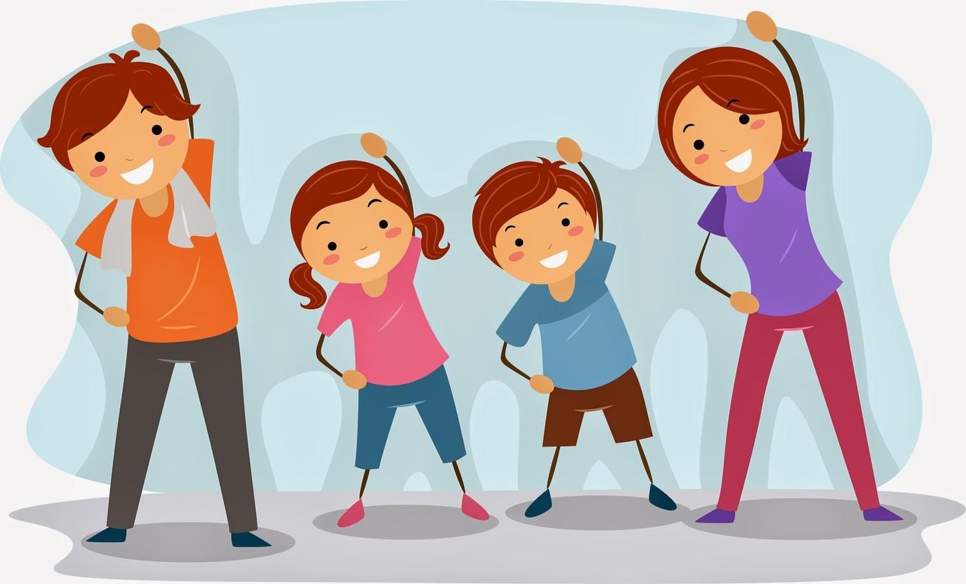 Tăng cường trí nhớ cho trẻ với 4 bộ môn thể dục