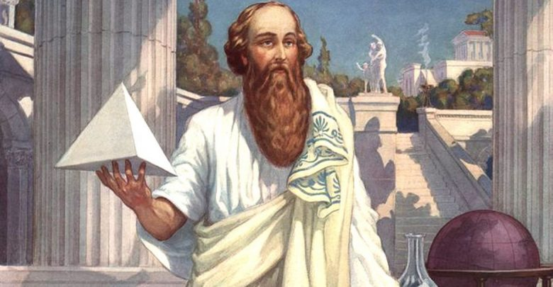 Nhà toán học vĩ đại Pythagoras