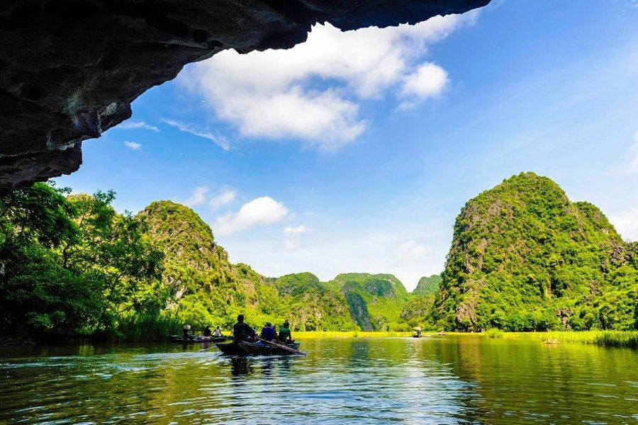Danh thắng Tam Cốc - Bích Động tại Ninh Bình